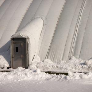 Winter Containment Unit
